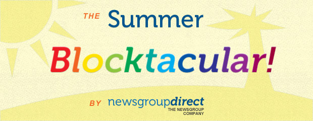 NewsgroupDirect Summer Blocktacular