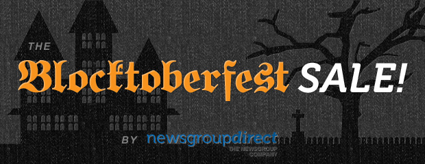 The Blocktoberfest Usenet Sale