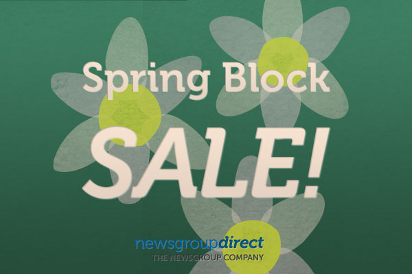 Spring Usenet Sale