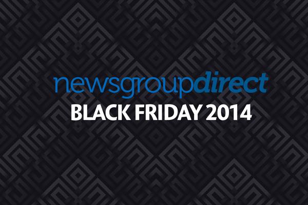 Black Friday usenet sale