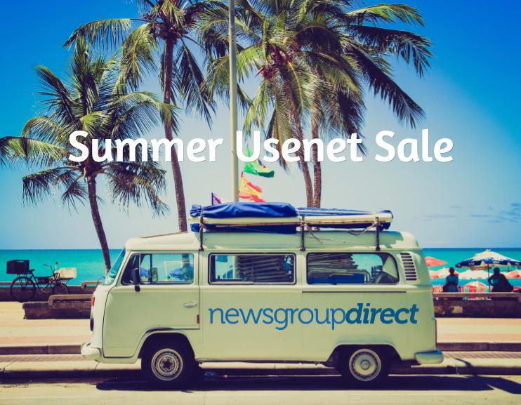 Summer Usenet Sale