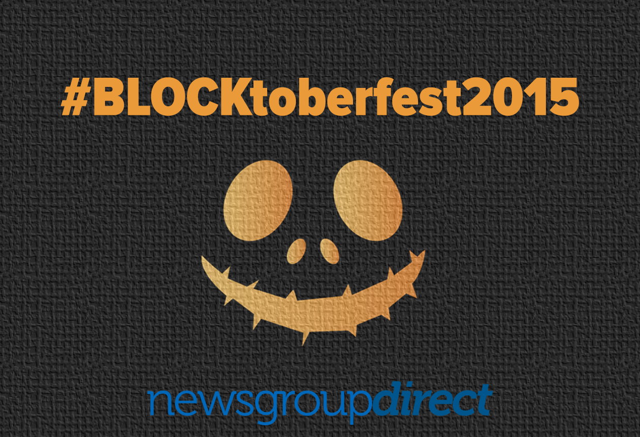 Blocktoberfest Terabyte Tuesday