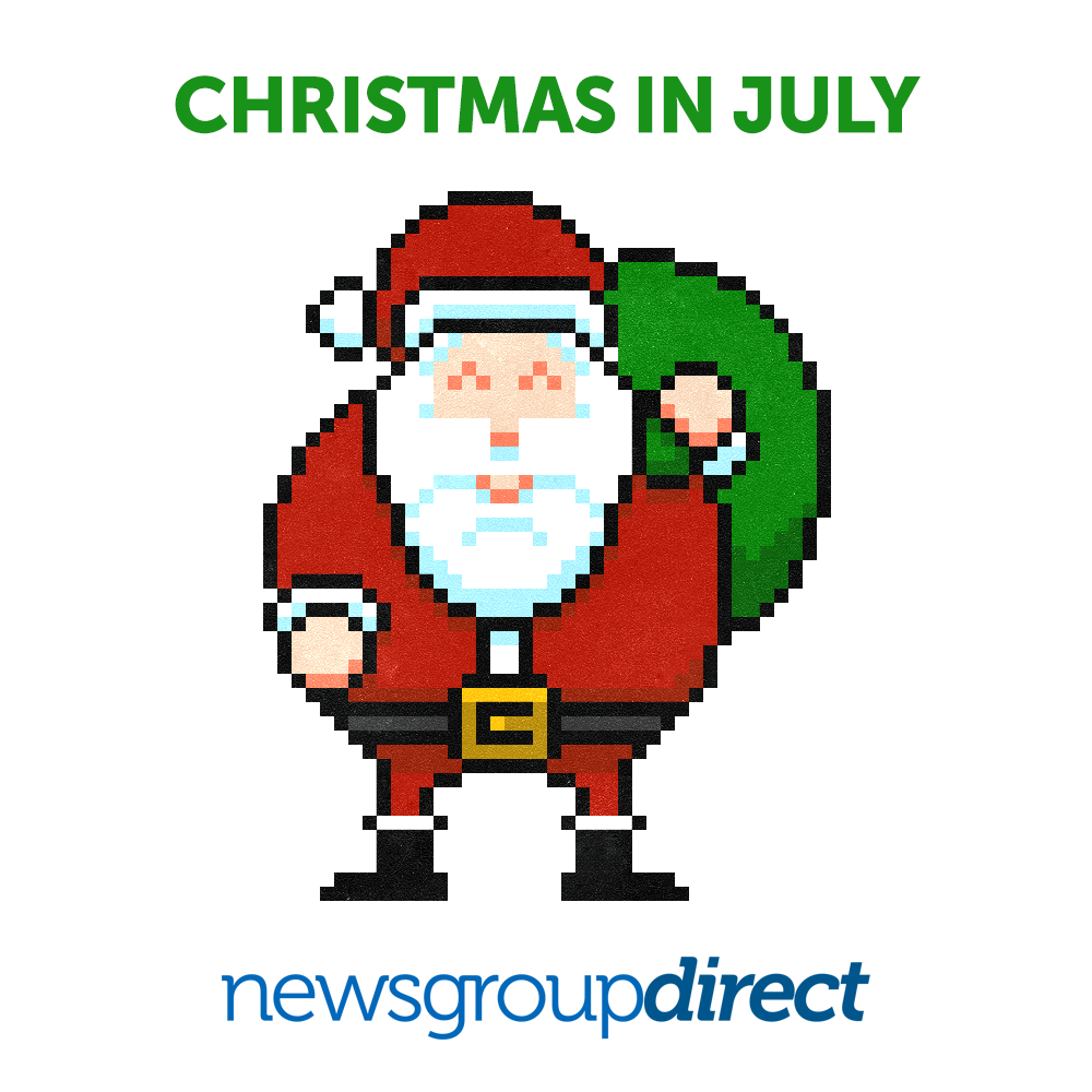 Christmas in July from NewsgroupDirect